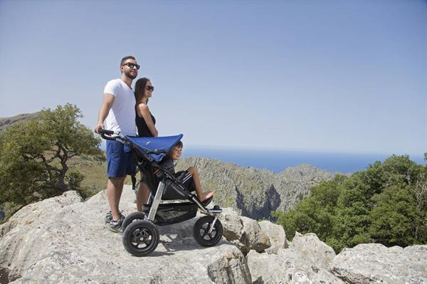 Grote foto joggster adventure tap shoe kinderen en baby kinderwagens