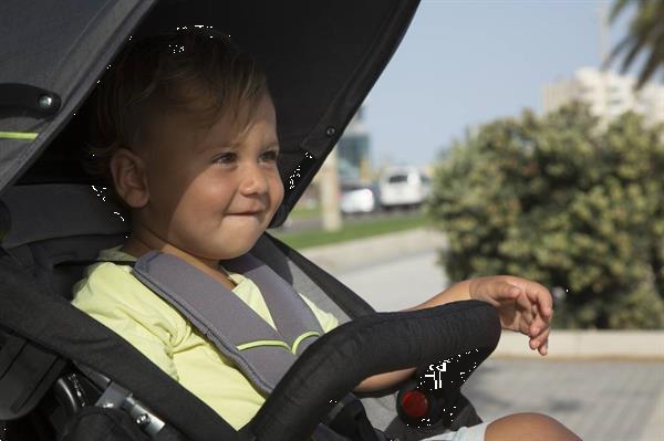 Grote foto joggster trail quiet shade kinderen en baby kinderwagens