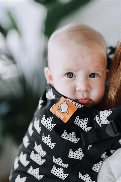 Grote foto draagzak toddler tula royal voor peuter kinderen en baby overige babyartikelen