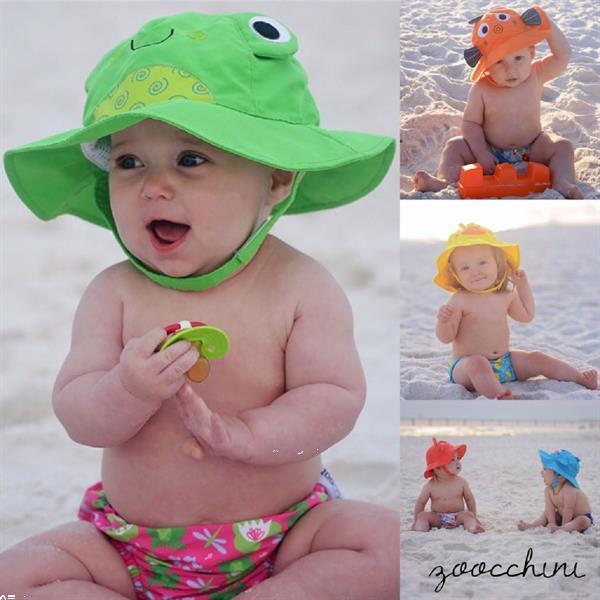 Grote foto zoocchini zwemluier zonnehoedje eend 3 6 mnd kleding dames zwangerschapskleding