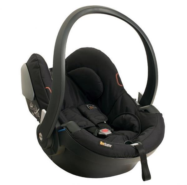 Grote foto izi go x1 black cab autostoel groep 0 kinderen en baby autostoeltjes