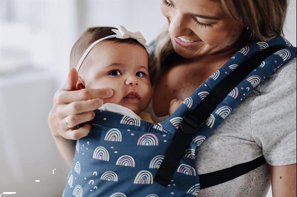 Grote foto draagzak toddler tula dreamy skies voor peuter kinderen en baby overige babyartikelen