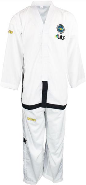 Grote foto itf approved boosabum taekwon do pak kleding heren sportkleding