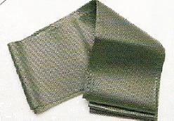 Grote foto wikkelband kranslint groen 8 cm per 5 m. wikkelband verzamelen overige verzamelingen