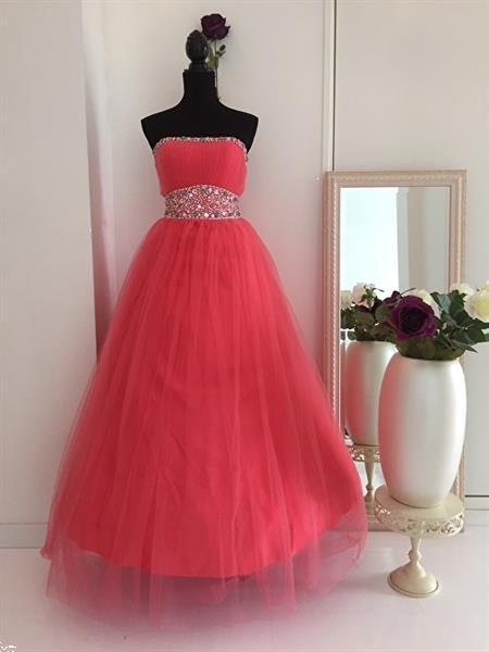 Grote foto opruiming prinsessenjurk mt 32 t m 40 kleding dames trouwkleding