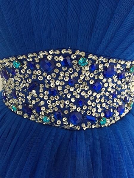 Grote foto opruiming royalblauwe sissi jurk mt 32 t m 40 kleding dames trouwkleding