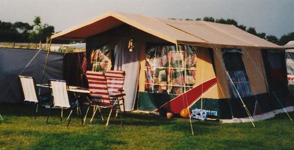 Grote foto vouwwagen caravans en kamperen vouwwagens