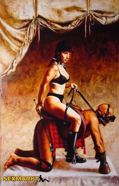 Grote foto meesteres zoekt tpe slaaf om bij in te wonen erotiek sm contact