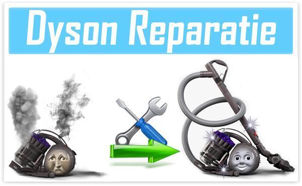 Grote foto dyson reparatie dyson kapot wij repareren uw dyson witgoed en apparatuur stofzuigers