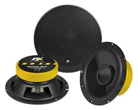 Grote foto qxe6.2w 16 5 cm 6.5 kickbass speakers pair auto onderdelen auto luidsprekers