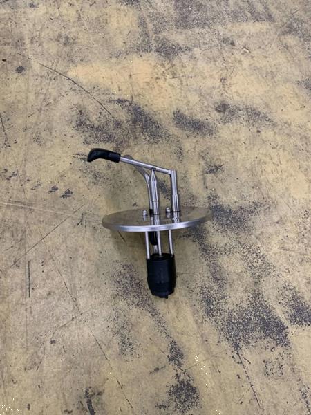Grote foto rvs sauspomp voor 10 liter emmer horeca witgoed en apparatuur algemeen