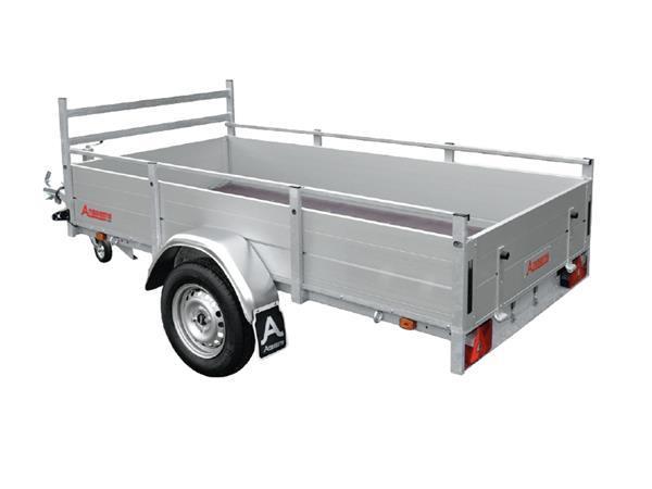Grote foto anssems bsx 750205 x 120 750 kg open aanhangwagen auto diversen aanhangers