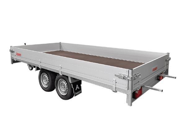 Grote foto anssems psx 2500405 x 178 2500 kg open aanhangwagen auto diversen aanhangers