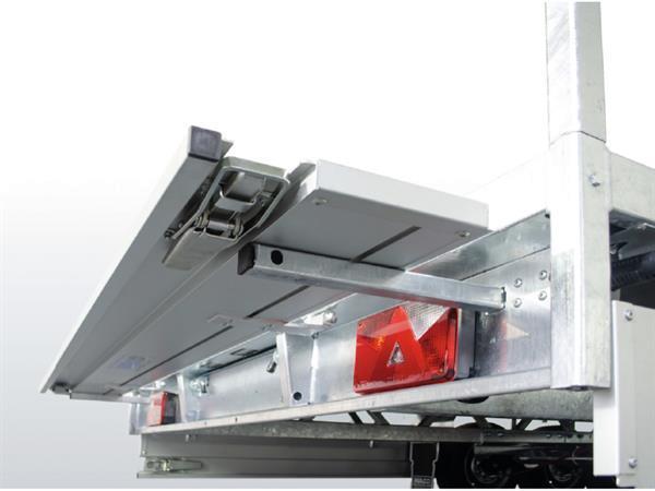 Grote foto hulco medax 2 3500502 x 223 3500 kg open aanhangwagen auto diversen aanhangers