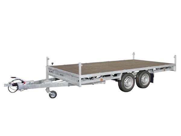 Grote foto hulco medax 2 2600335 x 183 2600 kg open aanhangwagen auto diversen aanhangers