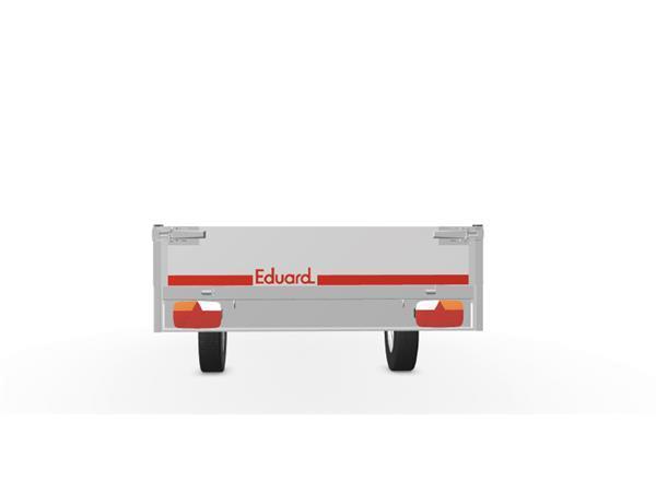 Grote foto eduard plateau multi 311 x 160 750 kg open aanhangwagen auto diversen aanhangers