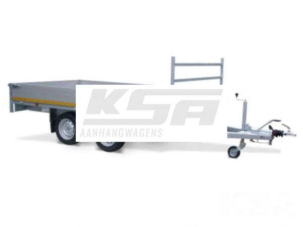 Grote foto eduard plateau multi 330 x 180 2500 kg open aanhangwagen auto diversen aanhangers