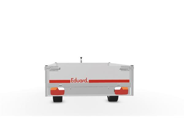 Grote foto eduard plateau 256 x 150 1350 kg open aanhangwagen auto diversen aanhangers