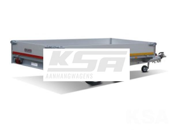 Grote foto eduard plateau 311 x 180 2700 kg open aanhangwagen auto diversen aanhangers
