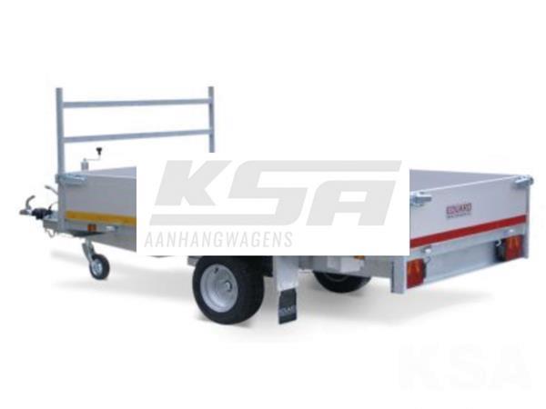 Grote foto eduard plateau 330 x 180 1500 kg open aanhangwagen auto diversen aanhangers