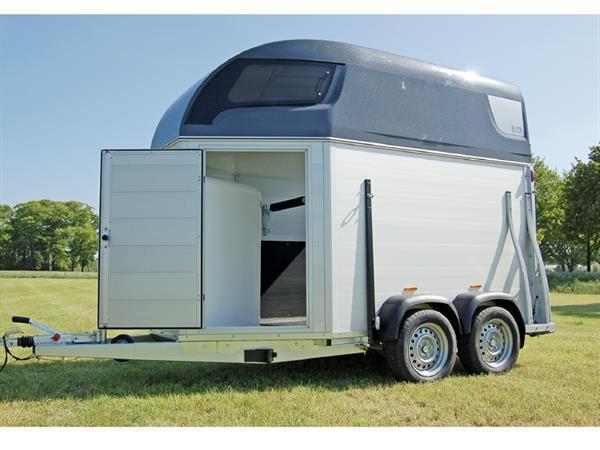 Grote foto siriuss75 aluminium340 x 171 2000 kg paardentrailer dieren en toebehoren paarden accessoires