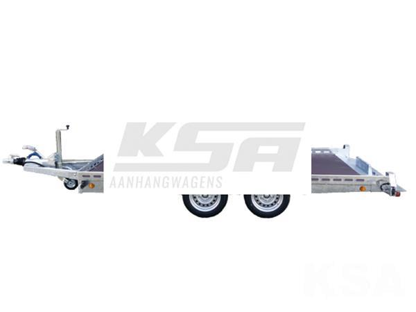 Grote foto tohaco ma235 3917397 x 170 3500 kg autoambulance auto diversen aanhangers