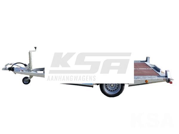 Grote foto tohaco mo116 2515 eco280 x 150 1600 kg autoambulance auto diversen aanhangers