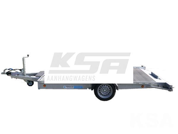Grote foto tohaco aa118 3518tv350 x 180 1800 kg autoambulance auto diversen aanhangers