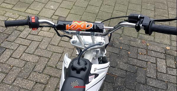 Grote foto pitbike kxd 125cc automaat fietsen en brommers crossbrommers