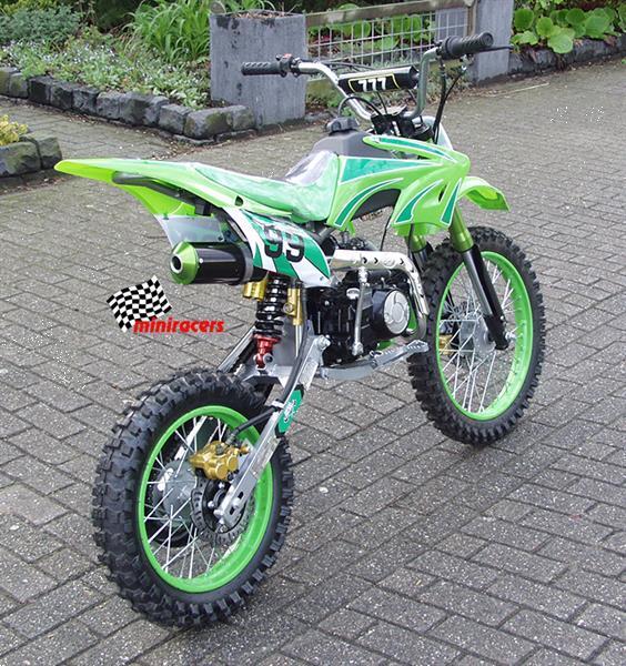 Grote foto crosser extreme 125cc 14 17 inch wielen motoren overige motoren