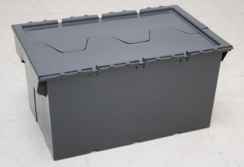 Grote foto opslagcontainers logistieke containers zakelijke goederen kantoormeubilair en inrichting