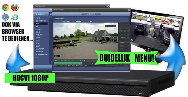 Grote foto kleur nachtzicht cctv voor woning en bedrijf audio tv en foto videobewakingsapparatuur