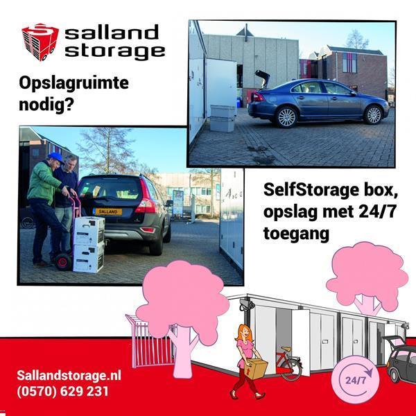 Grote foto selfstorage box te huur salland storage diversen overige diversen