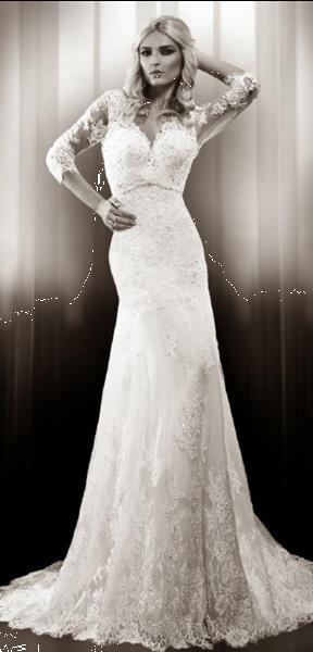 Grote foto nieuwe trouwjurken tot 500 kleding dames trouwkleding