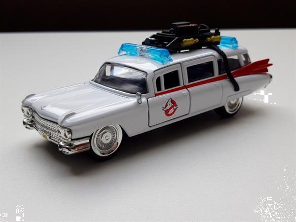 Grote foto speelgoed ghostbuster ecto 1 jada toys 1 32 verzamelen speelgoed