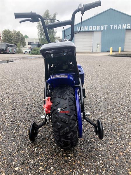 Grote foto kindercrosser 250w met zijwielen renegade warrior kinderen en baby voertuigen en loopfietsen