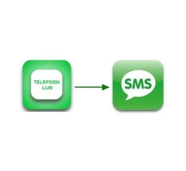 Grote foto smsanaloog 1000 bundel verlengen telecommunicatie mobieltjes