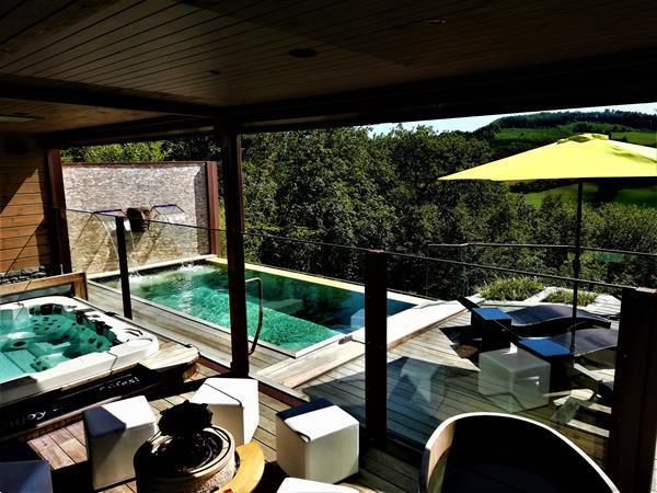 Grote foto durbuy ardennen luxe wellness vakantiewoning vakantie belgi