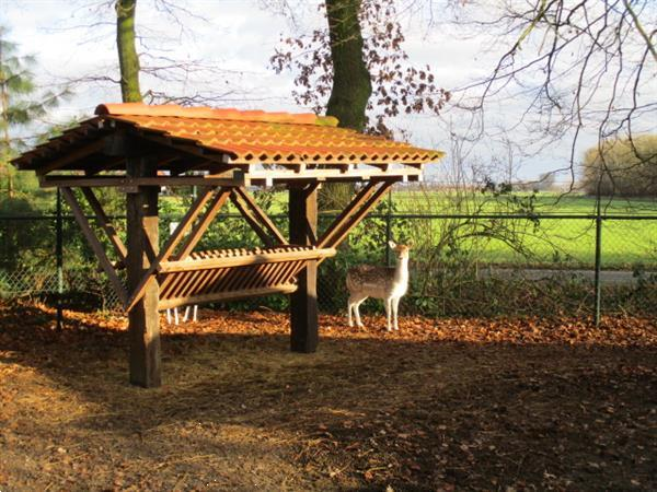 Grote foto vakantiepark op grens groningen friesland en drenthe.tijdeli huizen en kamers recreatiewoningen
