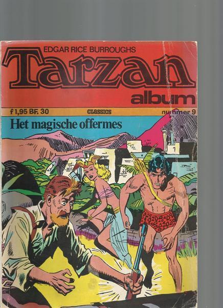 Grote foto 3 tarzan stripboeken boeken stripboeken