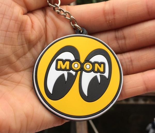 Grote foto moon eyes sleutelhanger artikelnummer moon eyes verzamelen overige verzamelingen