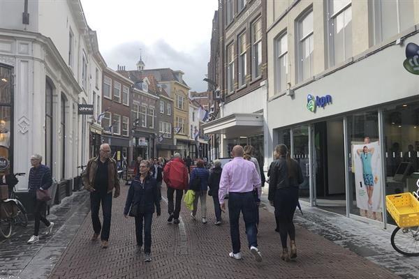 Grote foto te huur winkelruimte turfstraat 41 zutphen huizen en kamers bedrijfspanden