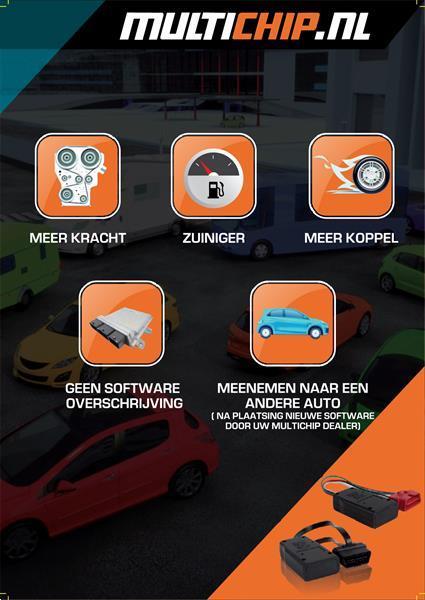 Grote foto extra trekkracht nodig in uw auto bij optrekken of inhalen auto onderdelen overige auto onderdelen