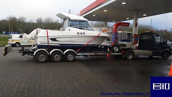 Grote foto boottransport tot 5250kg watersport en boten overige watersport en boten