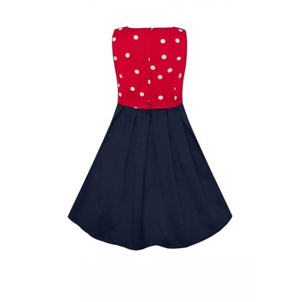 Grote foto dolly and dotty annie polkadot kids dress in red white and kinderen en baby overige