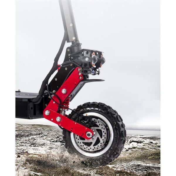 Grote foto t85 elektrische off road smart e step scooter met zitje 56 fietsen en brommers onderdelen