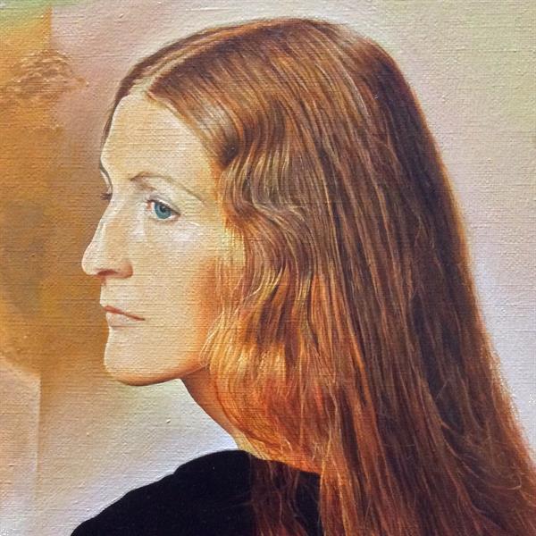 Grote foto portret schilderijen of tekeningen in opdracht diensten en vakmensen kunstenaars en portretschilders