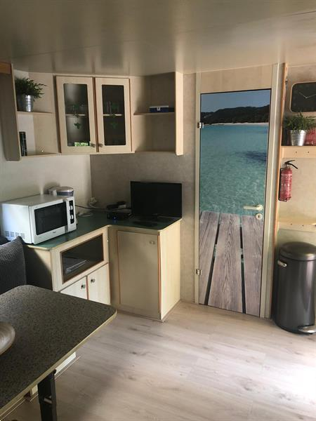 Grote foto stacaravan chalet te huur in toscane aan de zee vakantie italie