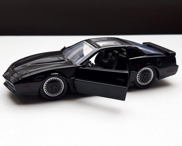 Grote foto modelauto pontiac knight rider kitt jada 1 32 verzamelen auto en modelauto