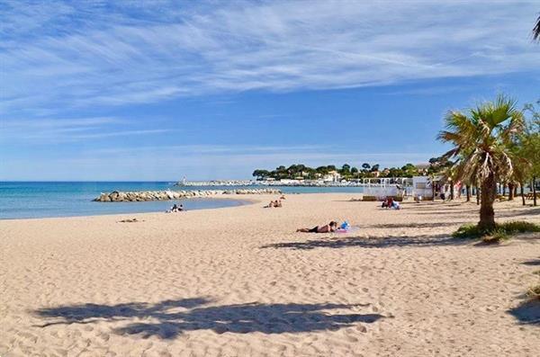 Grote foto te huur mobilhomes in zuid frankrijk aan strand vakantie frankrijk